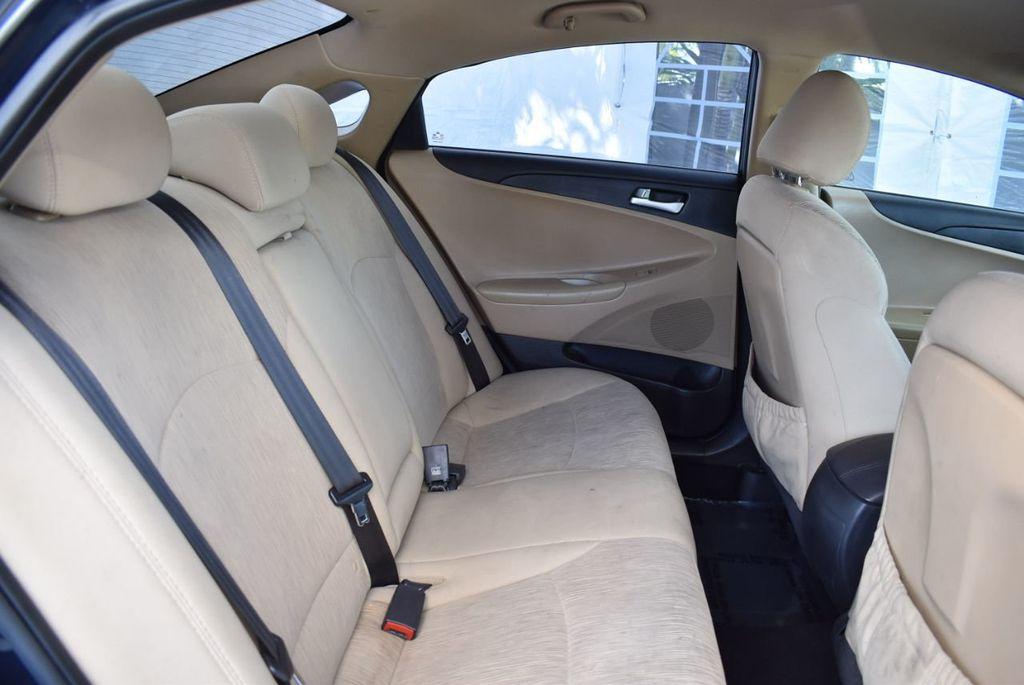 2014 Hyundai Sonata 4dr Sedan 2.4L Automatic GLS - 17942465 - 22