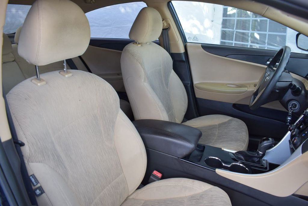 2014 Hyundai Sonata 4dr Sedan 2.4L Automatic GLS - 17942465 - 24