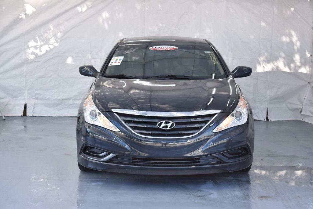 2014 Hyundai Sonata 4dr Sedan 2.4L Automatic GLS - 17942465 - 3