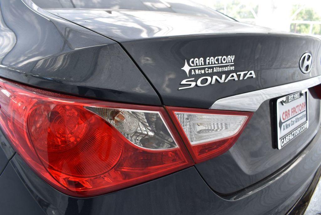 2014 Hyundai Sonata 4dr Sedan 2.4L Automatic GLS - 17942465 - 5