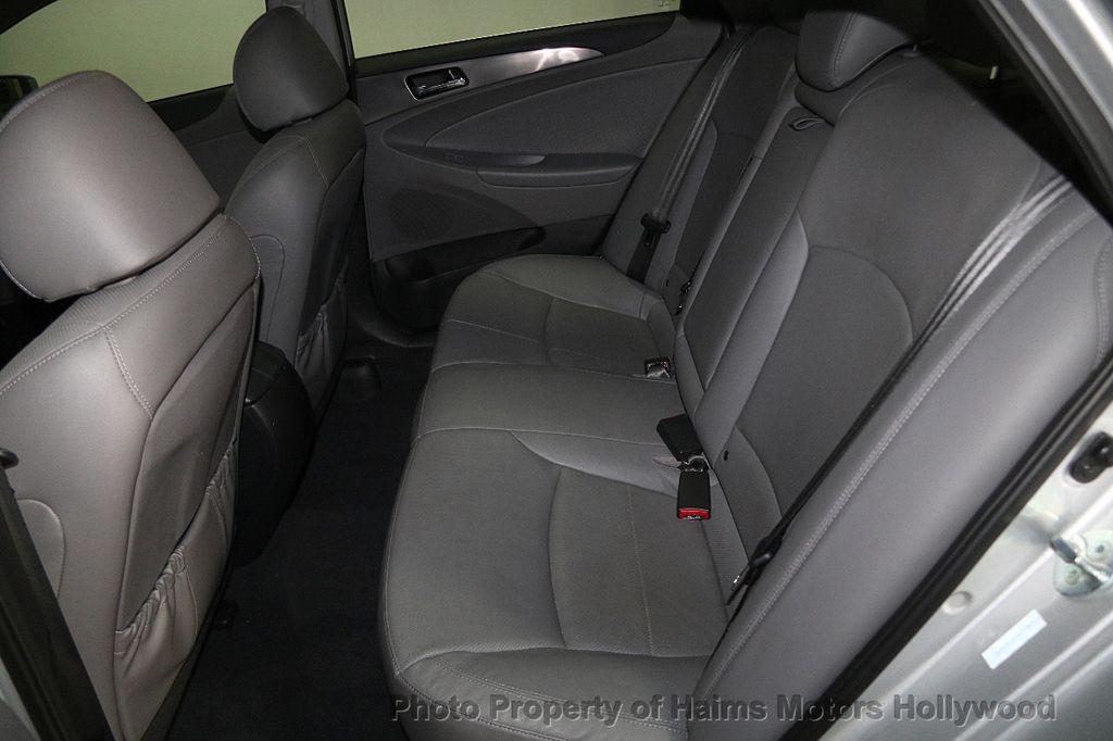 2014 Hyundai Sonata Hybrid 4dr Sedan Limited   16604341   16