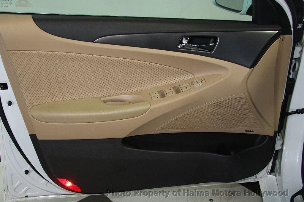 2014 Hyundai Sonata Hybrid 4dr Sedan Limited - 17069642 - 12
