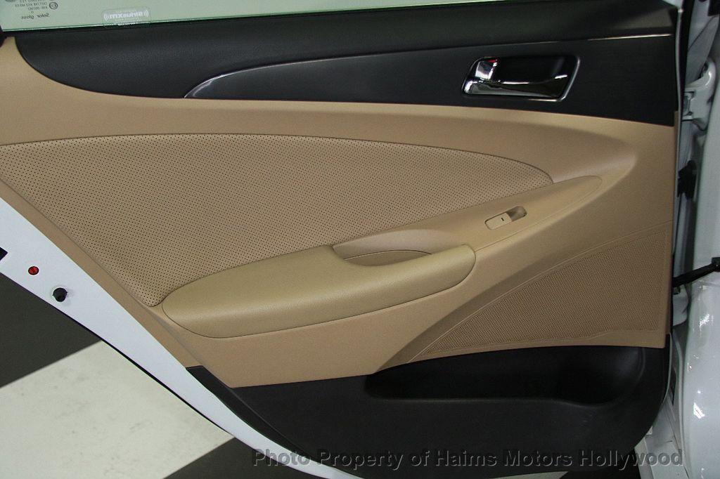 2014 Hyundai Sonata Hybrid 4dr Sedan Limited - 17069642 - 13