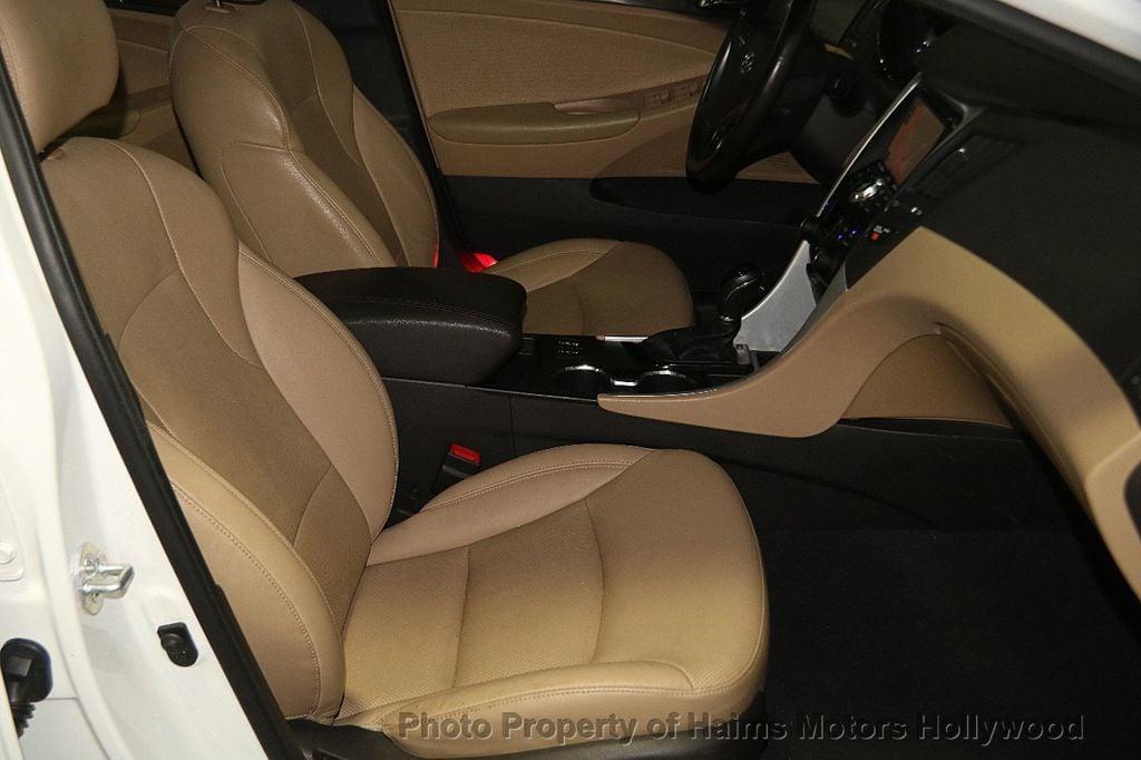 2014 Hyundai Sonata Hybrid 4dr Sedan Limited - 17069642 - 16