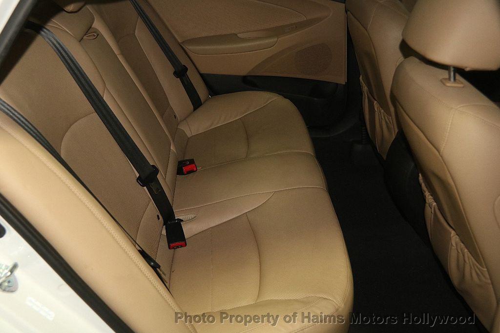 2014 Hyundai Sonata Hybrid 4dr Sedan Limited - 17069642 - 17