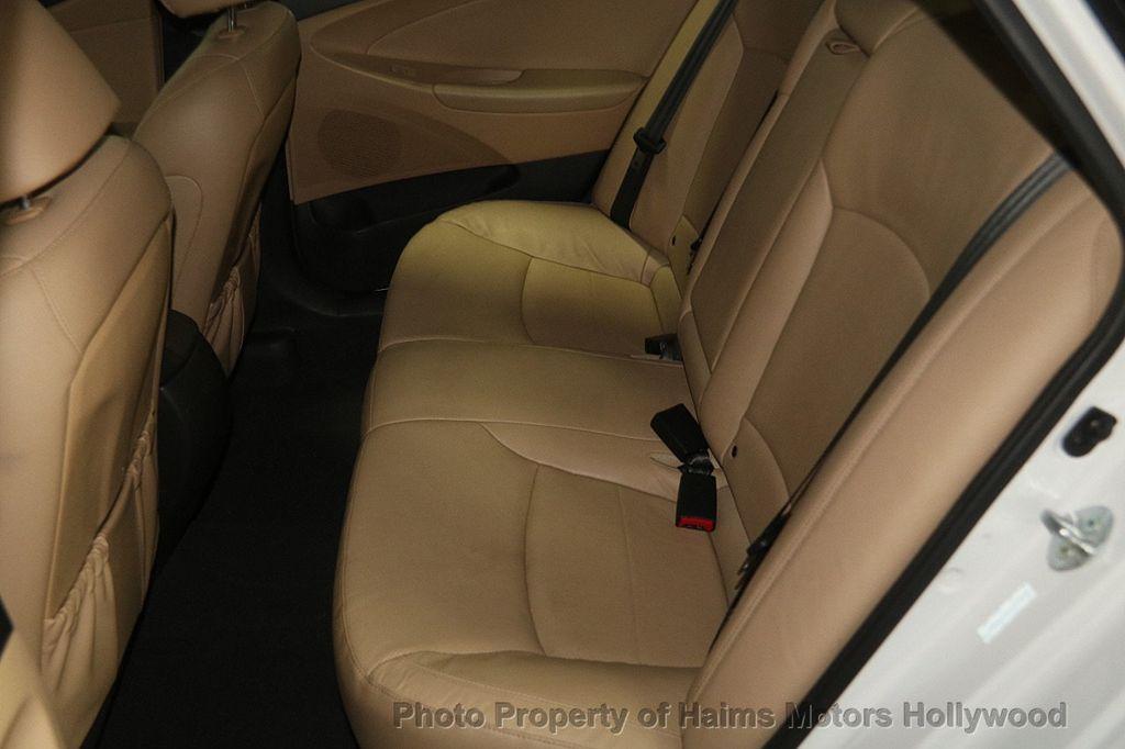 2014 Hyundai Sonata Hybrid 4dr Sedan Limited - 17069642 - 18