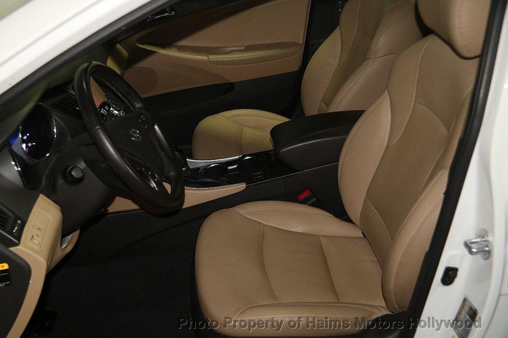 2014 Hyundai Sonata Hybrid 4dr Sedan Limited - 17069642 - 19