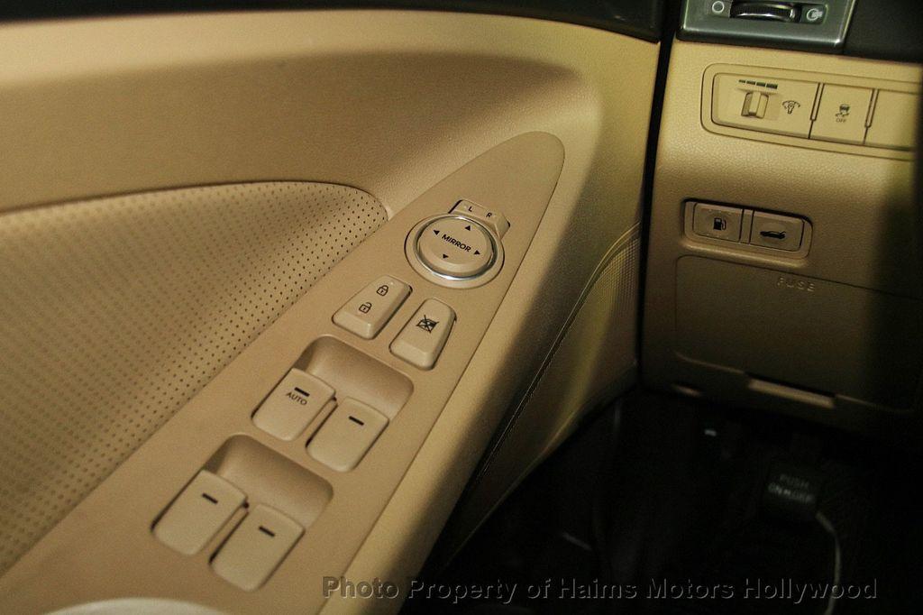 2014 Hyundai Sonata Hybrid 4dr Sedan Limited - 17069642 - 27