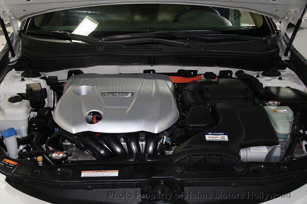 2014 Hyundai Sonata Hybrid 4dr Sedan Limited - 17069642 - 36