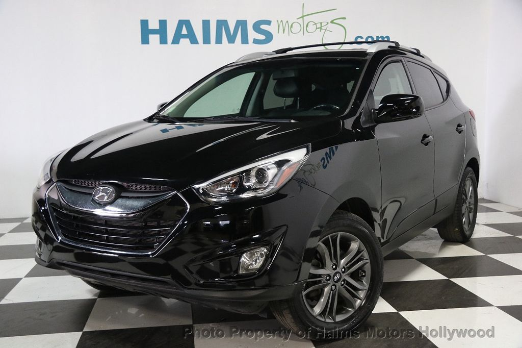 2014 used hyundai tucson awd 4dr gls at haims motors hollywood serving fort lauderdale. Black Bedroom Furniture Sets. Home Design Ideas