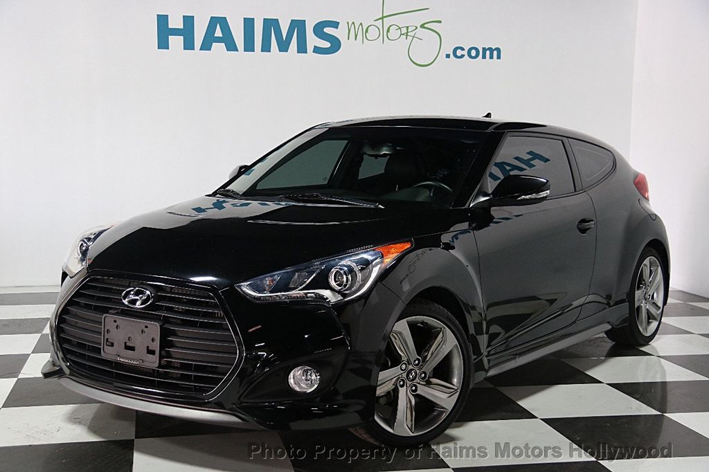 High Quality 2014 Hyundai Veloster Turbo   15553244