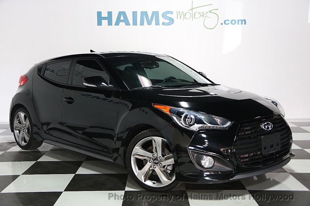 Beautiful 2014 Hyundai Veloster Turbo   15553244   2