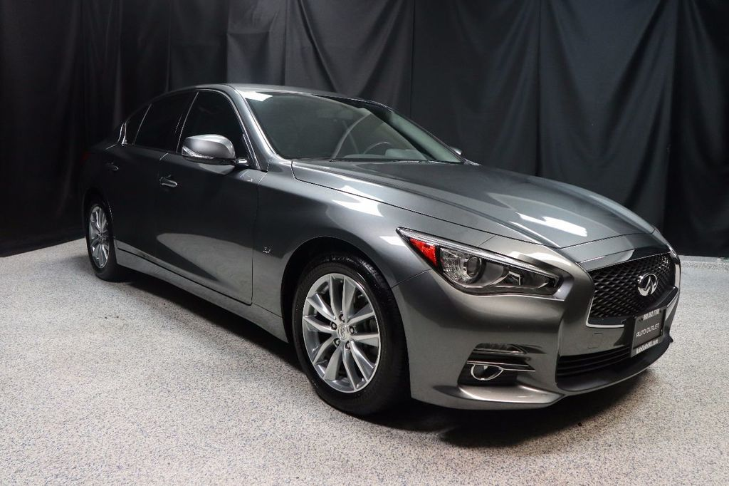 2014 used infiniti q50 4dr sedan awd premium at auto. Black Bedroom Furniture Sets. Home Design Ideas