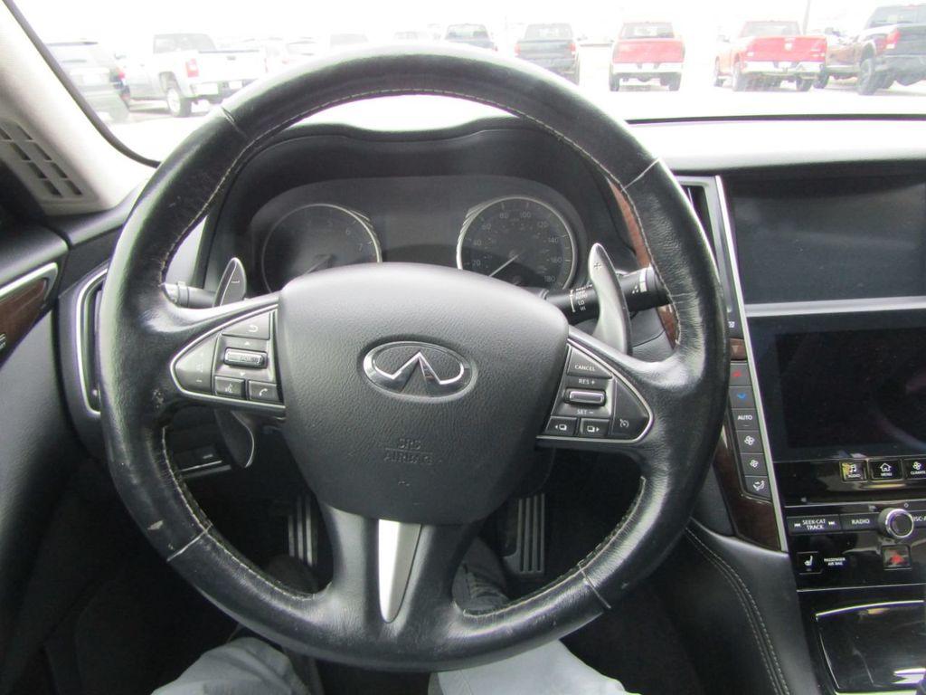 2014 INFINITI Q50 4dr Sedan AWD Sport - 18508983 - 9