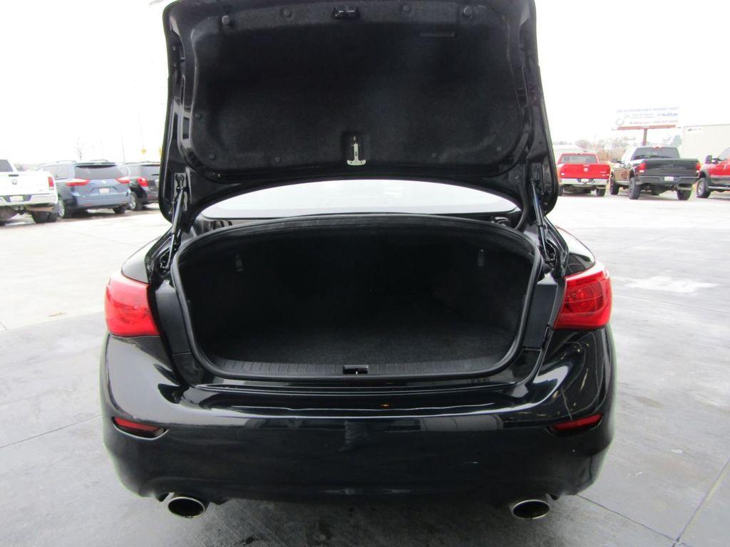 2014 INFINITI Q50 4dr Sedan AWD Sport - 18508983 - 28