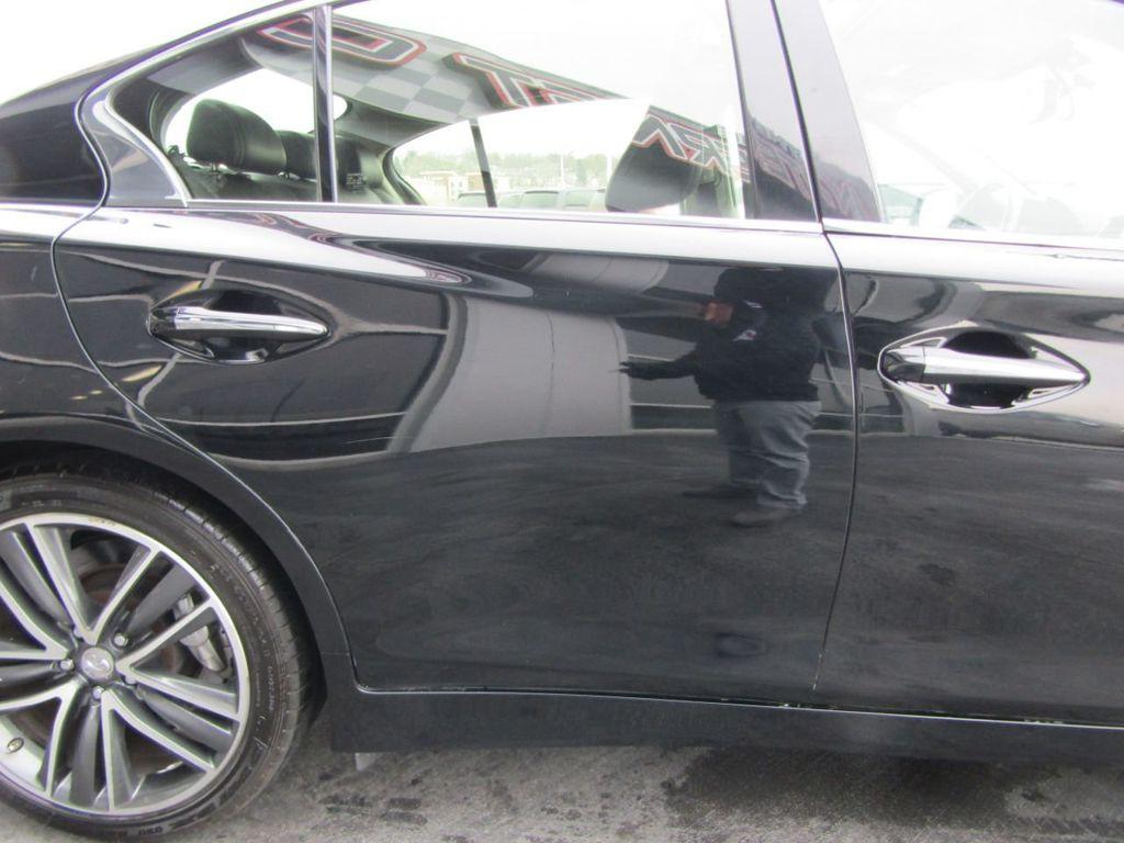 2014 INFINITI Q50 4dr Sedan AWD Sport - 18508983 - 30
