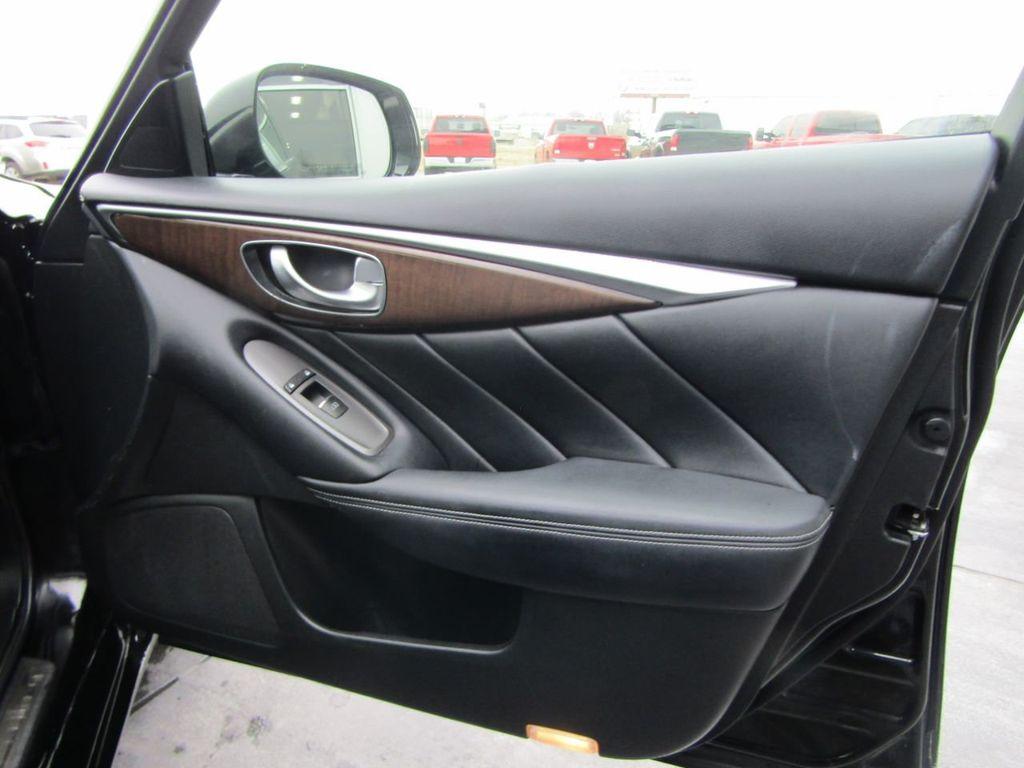 2014 INFINITI Q50 4dr Sedan AWD Sport - 18508983 - 33