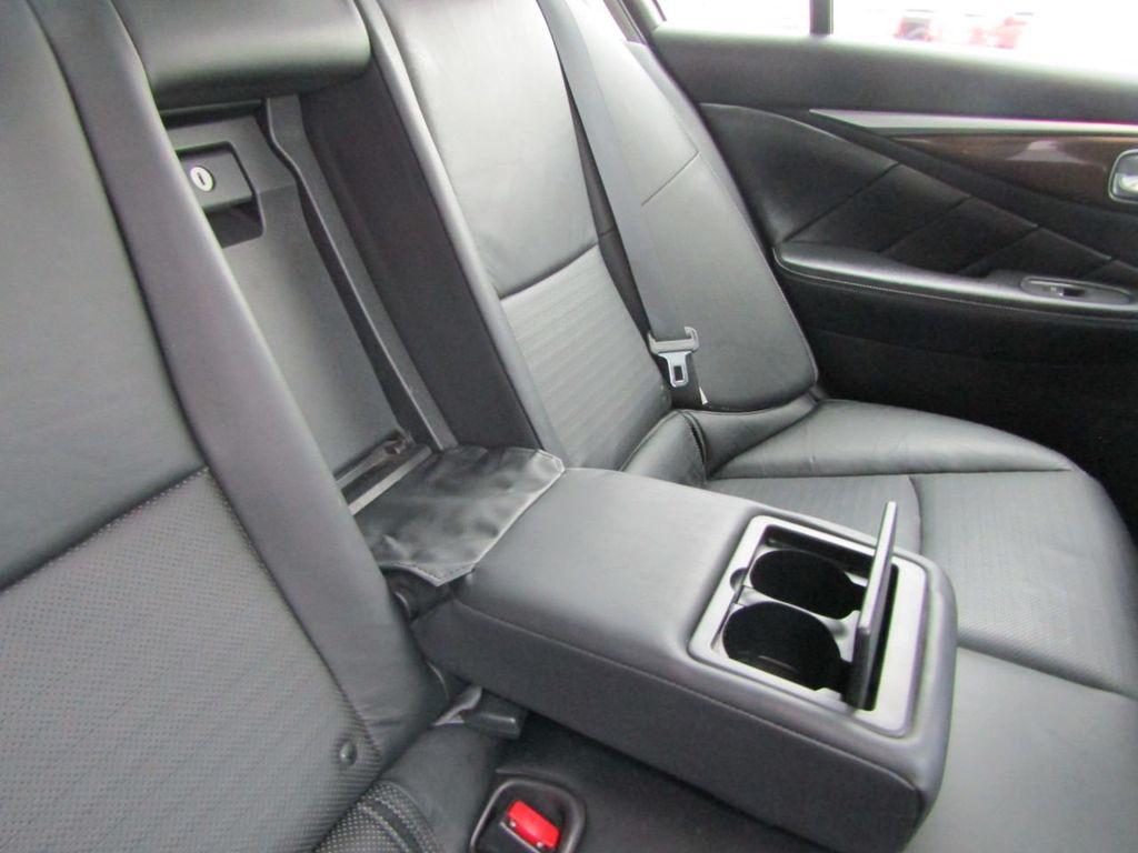 2014 INFINITI Q50 4dr Sedan AWD Sport - 18508983 - 37