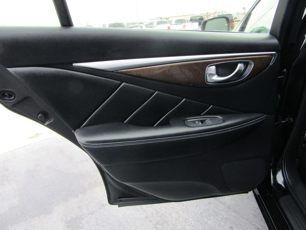 2014 INFINITI Q50 4dr Sedan AWD Sport - 18508983 - 38