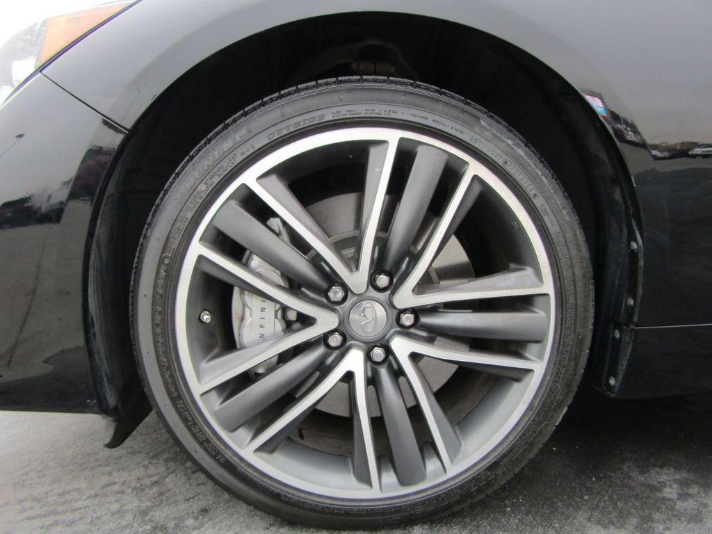 2014 INFINITI Q50 4dr Sedan AWD Sport - 18508983 - 52