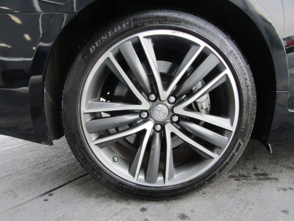 2014 INFINITI Q50 4dr Sedan AWD Sport - 18508983 - 53