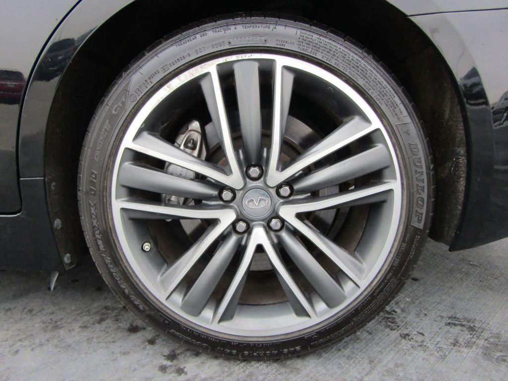 2014 INFINITI Q50 4dr Sedan AWD Sport - 18508983 - 54