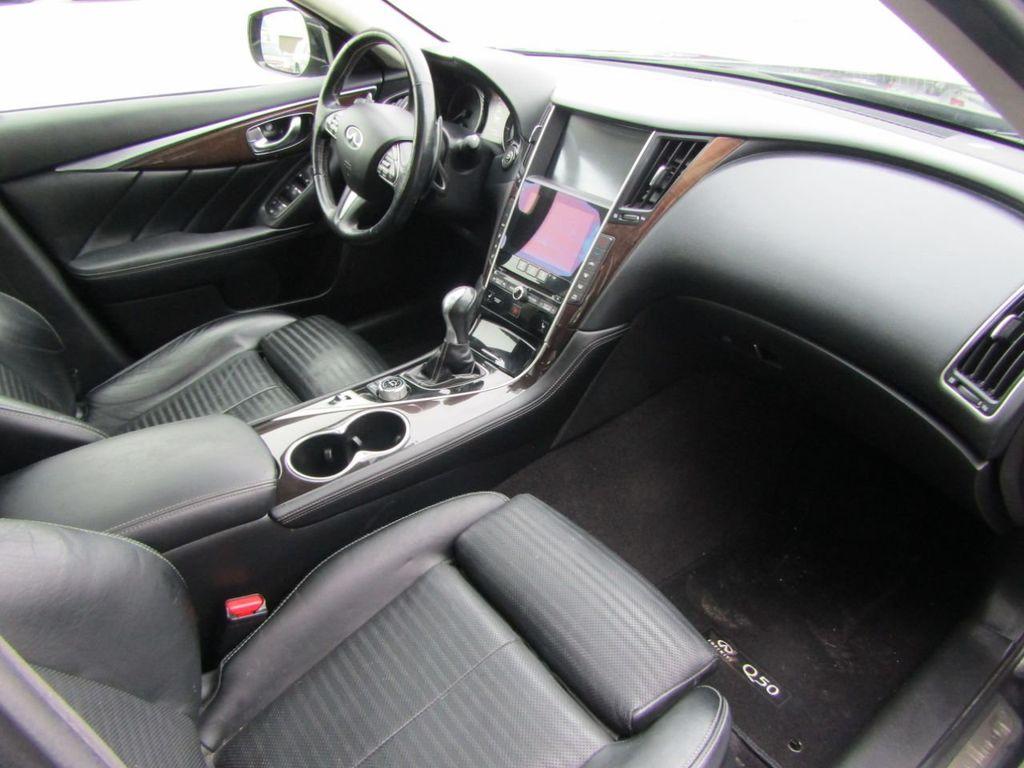 2014 INFINITI Q50 4dr Sedan AWD Sport - 18508983 - 8