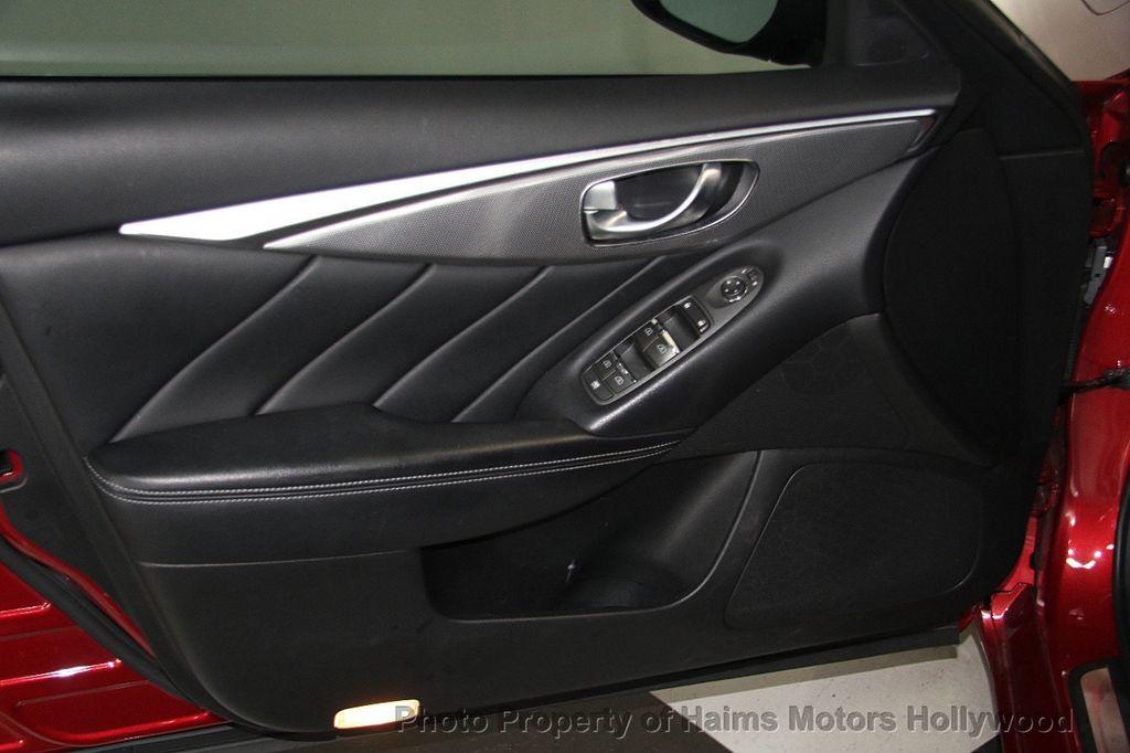 2014 INFINITI Q50 4dr Sedan RWD - 17174092 - 9