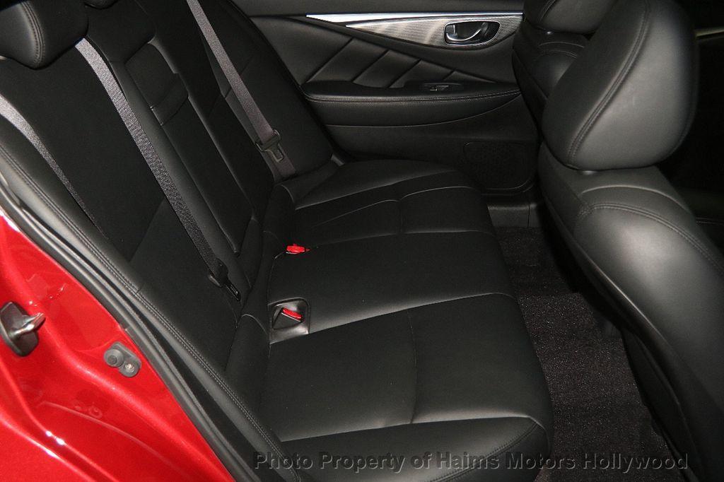 2014 INFINITI Q50 4dr Sedan RWD - 17174092 - 14