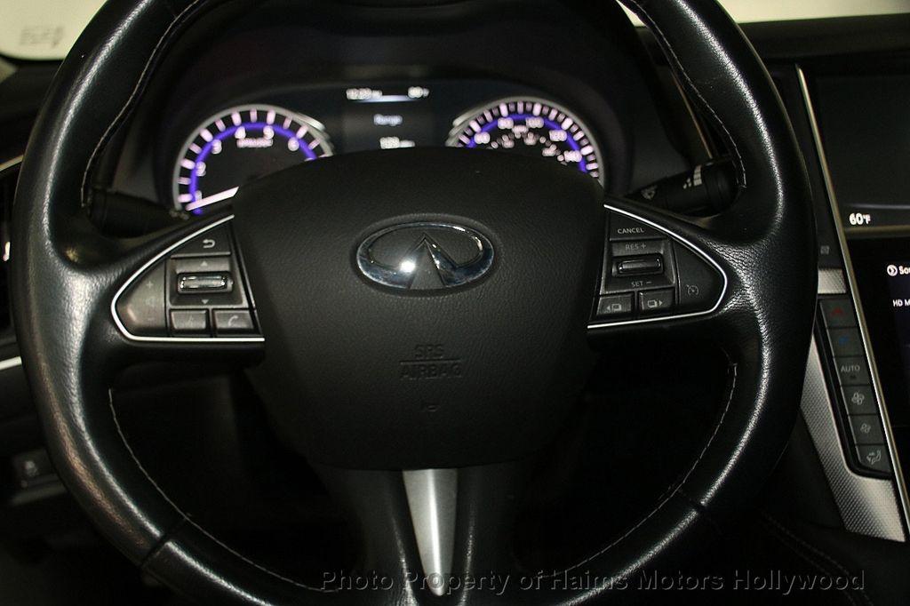 2014 INFINITI Q50 4dr Sedan RWD - 17174092 - 27