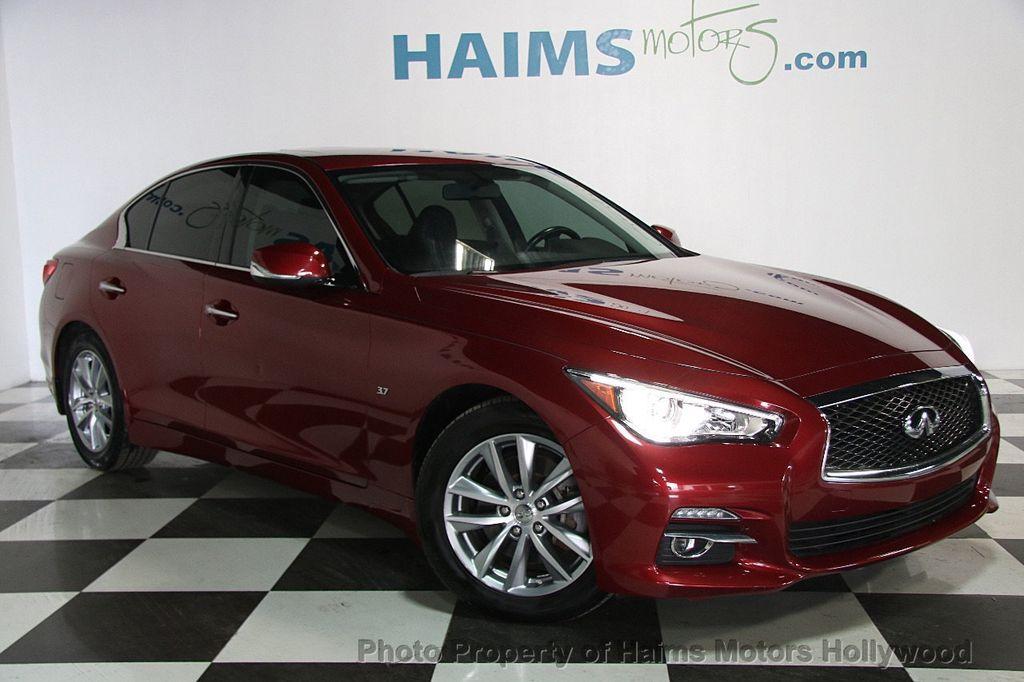 2014 INFINITI Q50 4dr Sedan RWD - 17174092 - 3