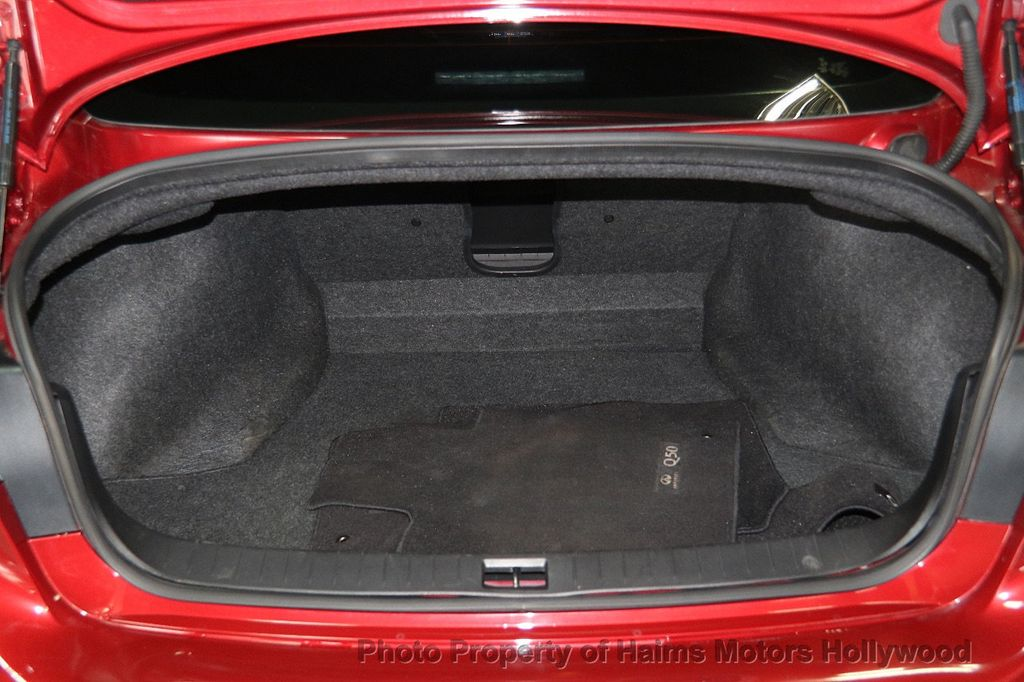 2014 INFINITI Q50 4dr Sedan RWD - 17174092 - 8