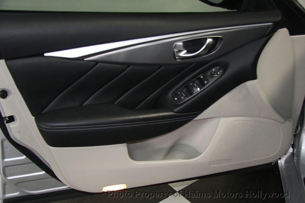 ft infinity sedan detail used at rwd haims premium infiniti motors