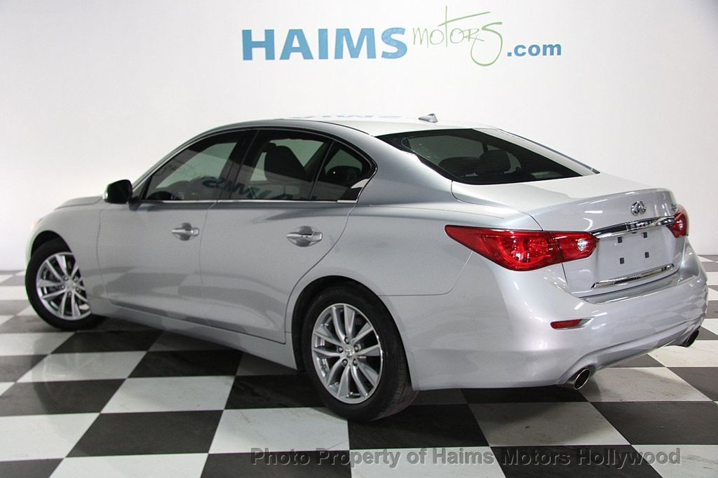 2014 Infiniti Q50 Review Edmunds Autos Post