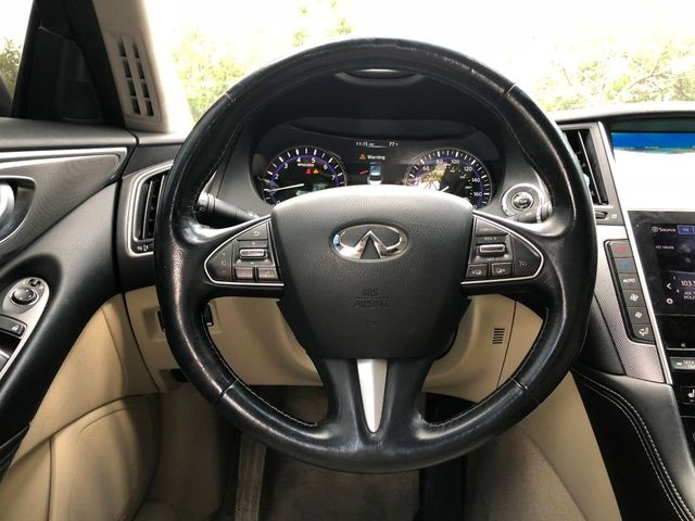 2014 INFINITI Q50 4dr Sedan RWD Premium - Click to see full-size photo viewer