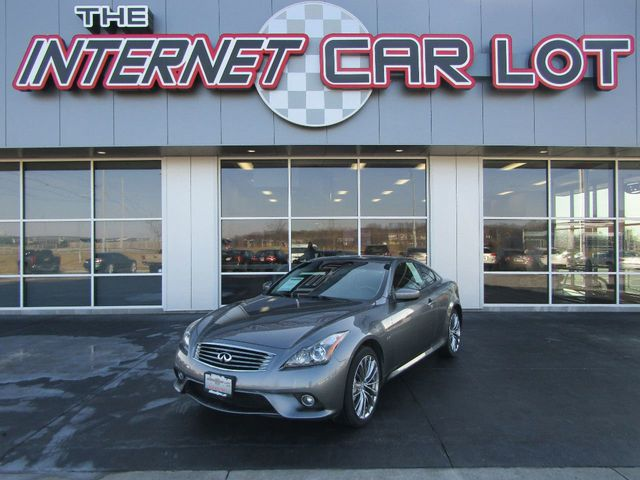Used Infiniti Q60 >> 2014 Used Infiniti Q60 Coupe 2dr Auto Awd At The Internet Car Lot