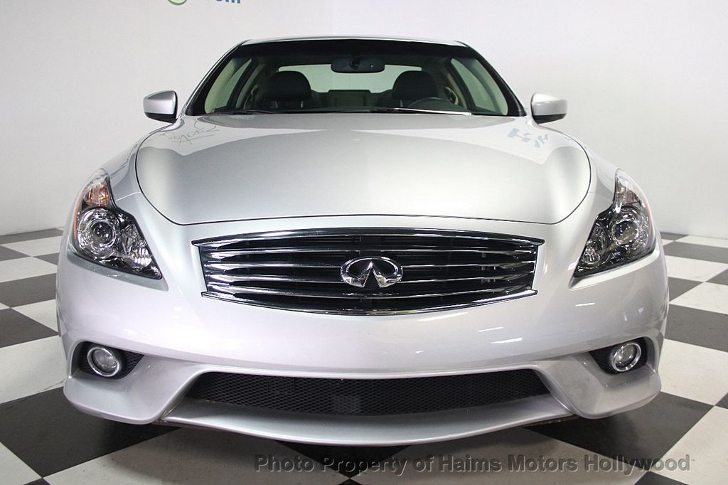 2014 used infiniti q60 coupe 2dr automatic ipl rwd at haims motors serving fort lauderdale. Black Bedroom Furniture Sets. Home Design Ideas