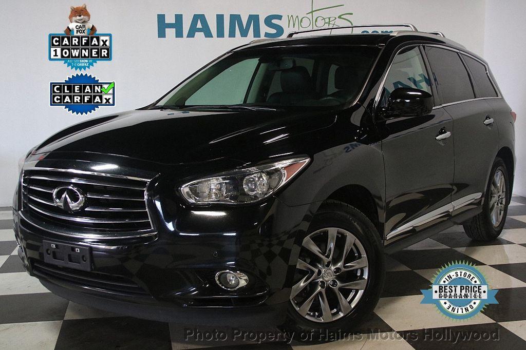 2014 INFINITI QX60 AWD 4dr - 17422223 - 0