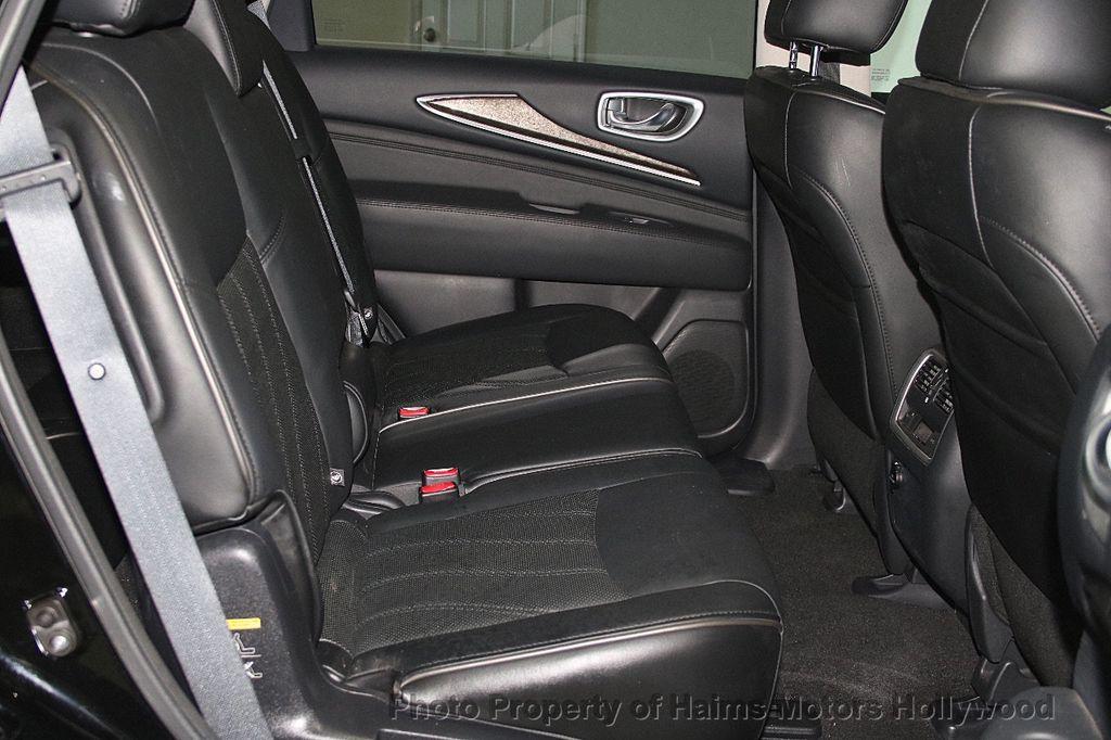 2014 INFINITI QX60 AWD 4dr - 17422223 - 15