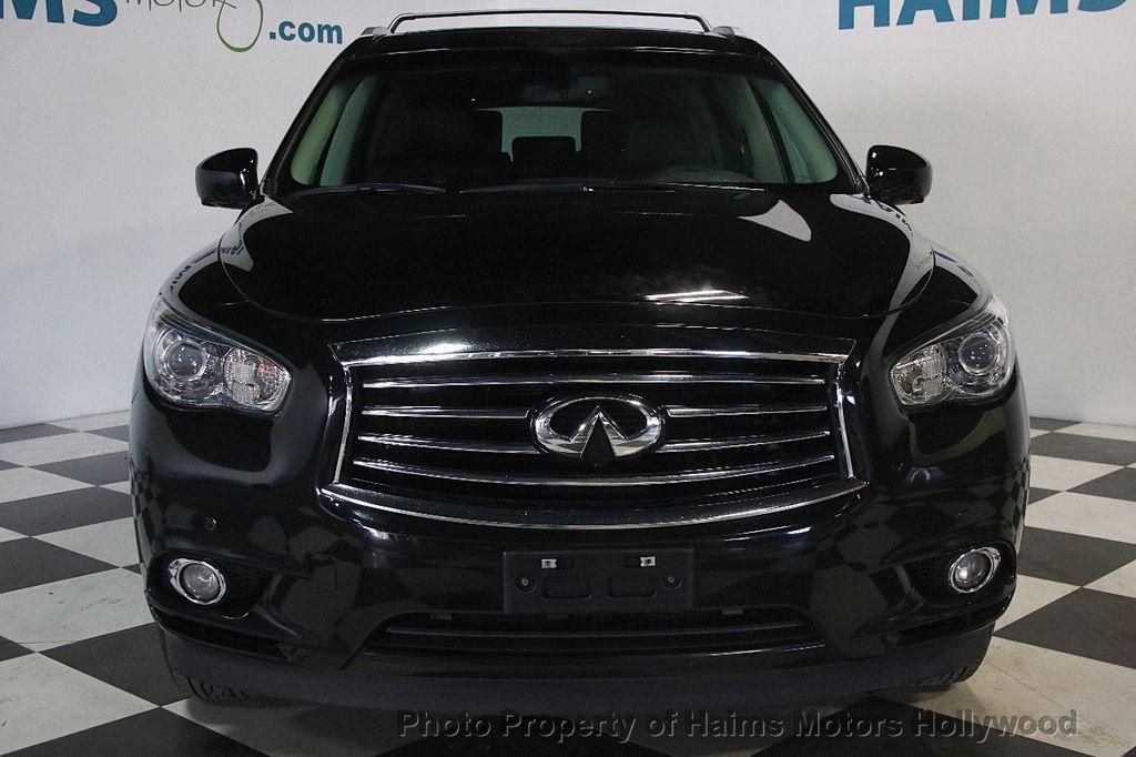 2014 INFINITI QX60 AWD 4dr - 17422223 - 2