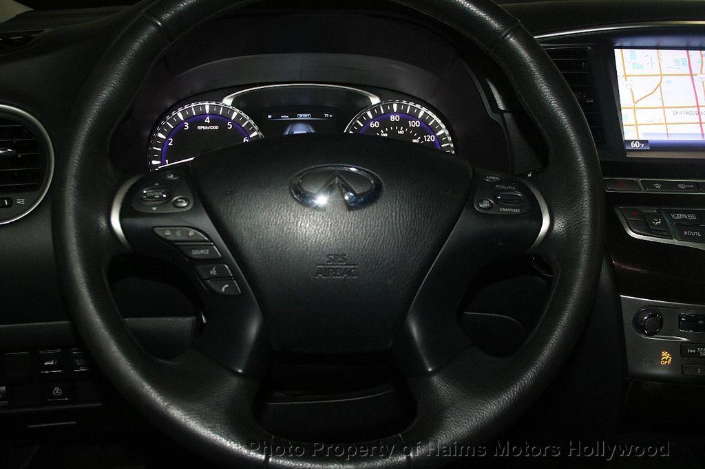 2014 INFINITI QX60 AWD 4dr - 17422223 - 32