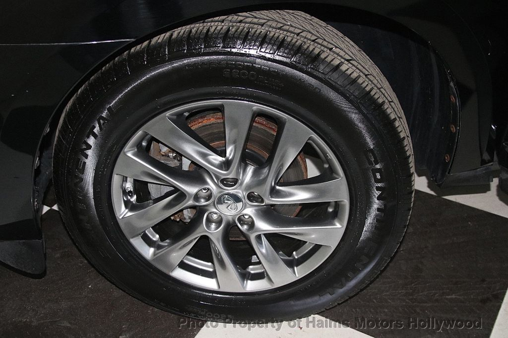 2014 INFINITI QX60 AWD 4dr - 17422223 - 36