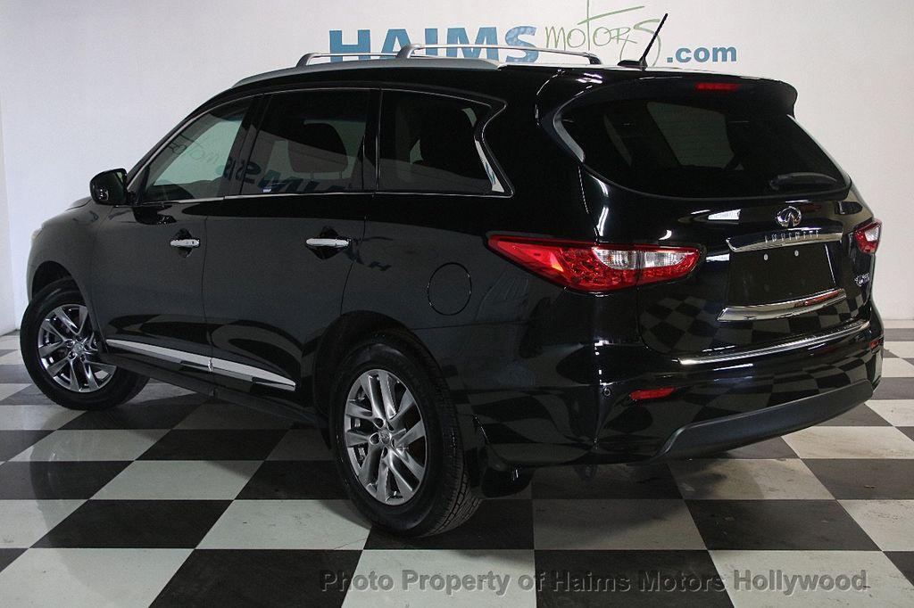 2014 INFINITI QX60 AWD 4dr - 17422223 - 4