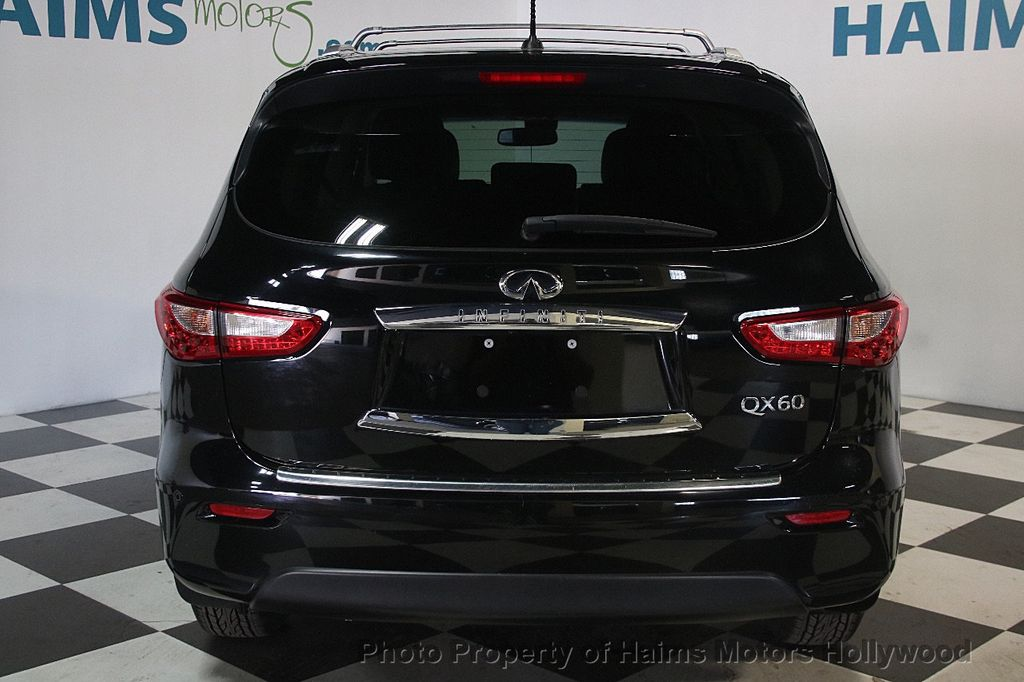 2014 INFINITI QX60 AWD 4dr - 17422223 - 5