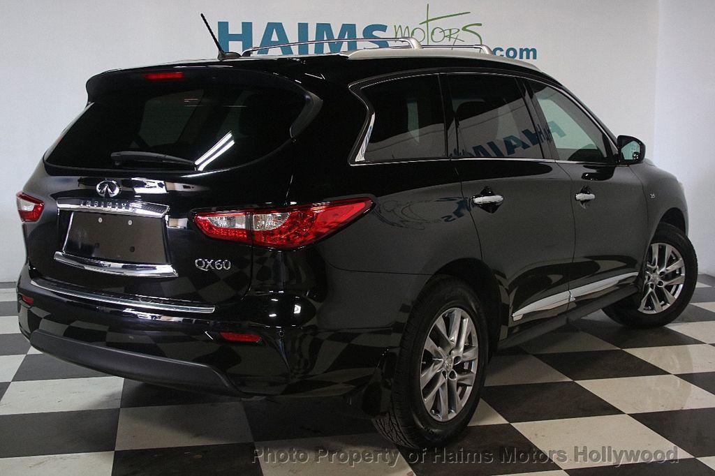 2014 INFINITI QX60 AWD 4dr - 17422223 - 6