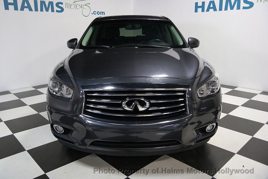 2014 used infiniti qx60 fwd 4dr at haims motors hollywood serving fort lauderdale hollywood. Black Bedroom Furniture Sets. Home Design Ideas