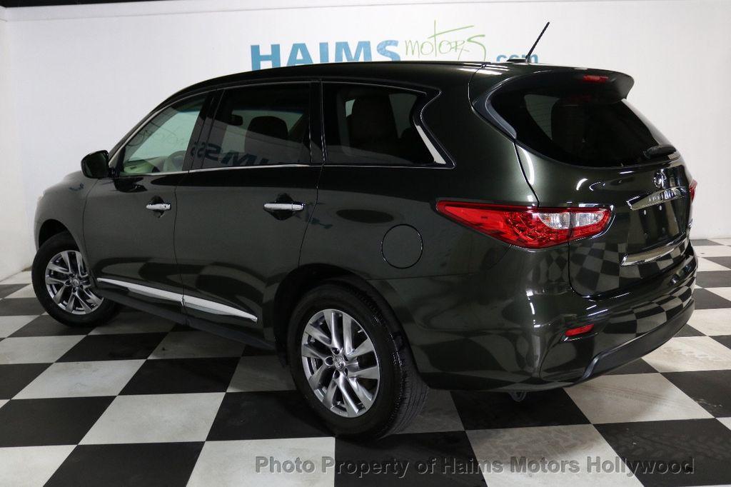 2014 INFINITI QX60 FWD 4dr - 18658441 - 4
