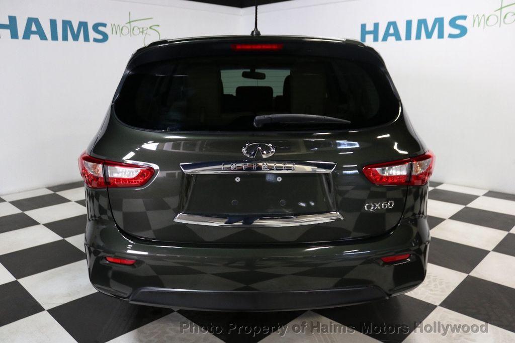 2014 INFINITI QX60 FWD 4dr - 18658441 - 5