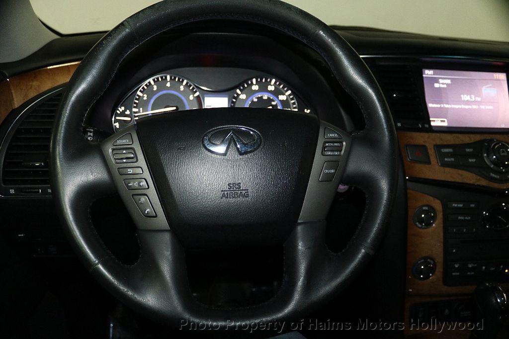 2014 INFINITI QX80 2WD 4dr - 18625663 - 35