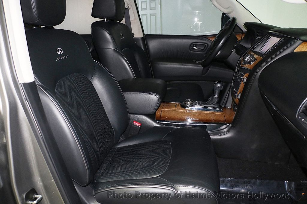 2014 INFINITI QX80 4WD 4dr - 17991705 - 15